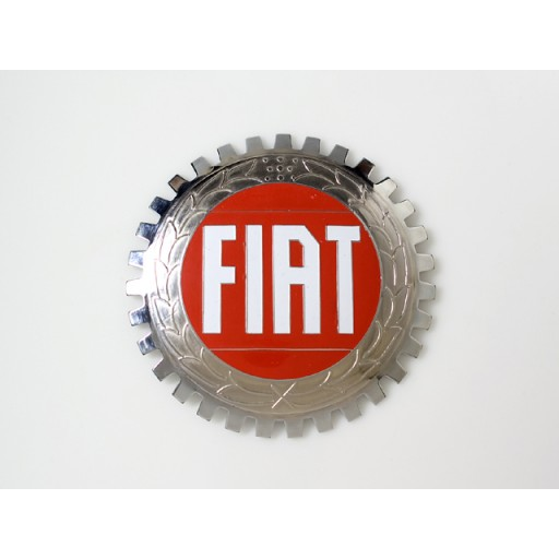 Fiat Grille Badge