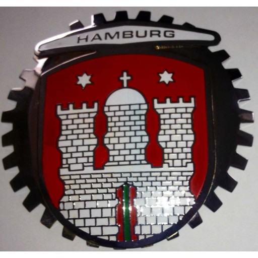 Hamburg Grille Badge