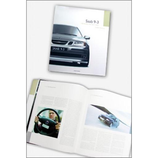 The Saab 9-3 An Entirely New Sport Sedan