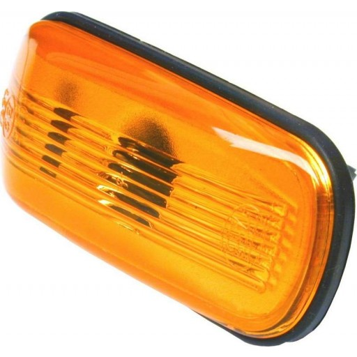 Side Marker Light (Amber)