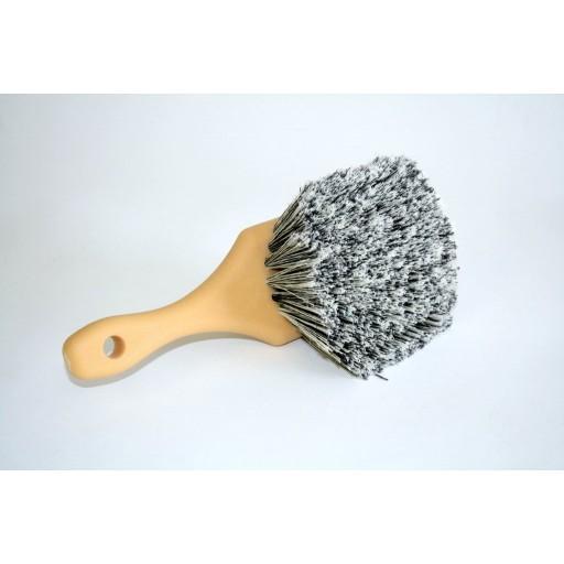 Soft Wheel (Rim) and Body Cleaning Brush