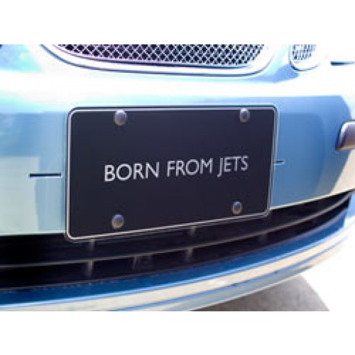Saab Born From Jets Front Plate