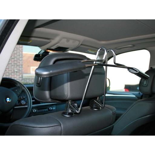 Car Headrest Coat Hanger