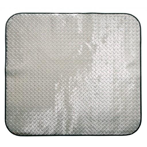 Diamond Plate Chair Mat