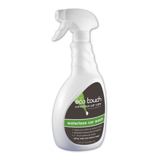 Eco Touch Waterless Car Wash 24oz