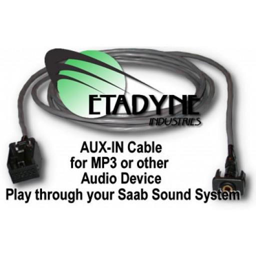 ETADYNE 9-3 AUX-IN CABLE