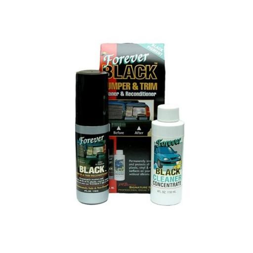 Forever Black Trim Reconditioner Kit