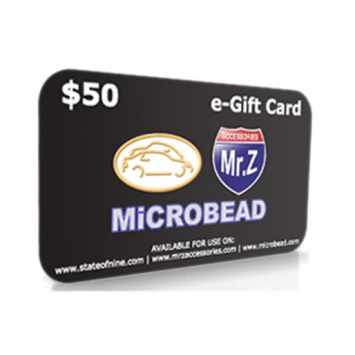 $50.00 e-Gift Card