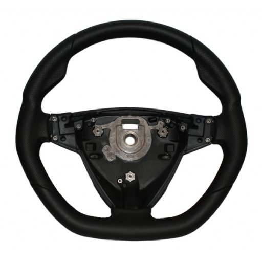 Hirsch Performance - Leather Steering Wheel (Only 1 Available)