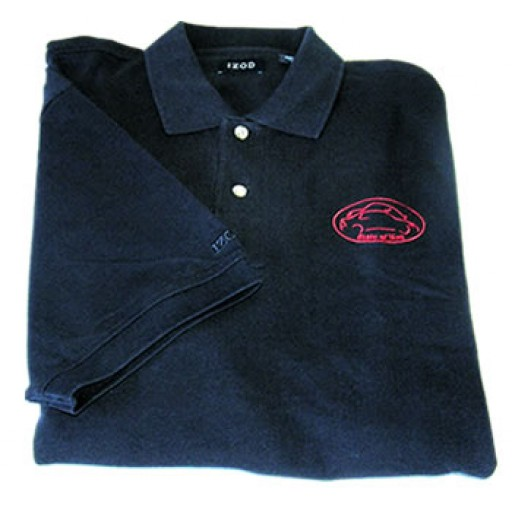 State of Nine Navy Izod Golf