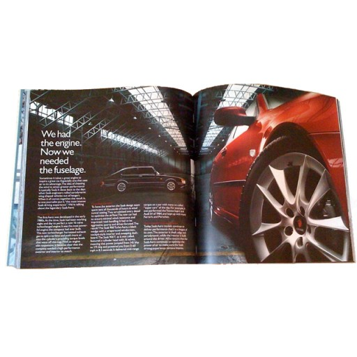 SAAB WELCOME BOOK