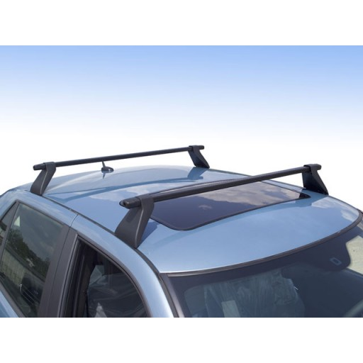 2006-2011 Saab 9-3 Sport Combi (w/o Roof Rails) Wagon Roof Rack Kit