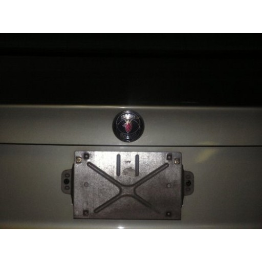 1999-2000 Saab 9-5 Wagon Trunk Emblem (Rear)