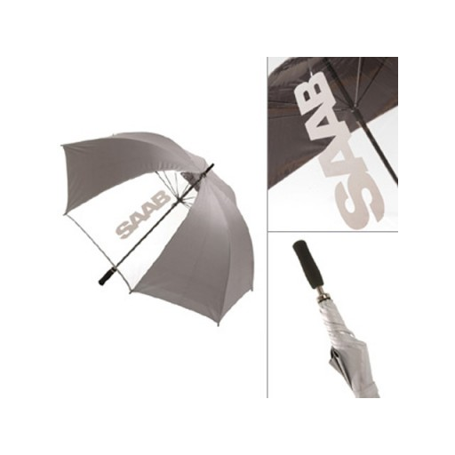 Saab Golf Umbrella 30 Silver