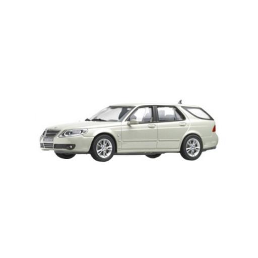 Saab 9-5 Wagon Silver 1:43