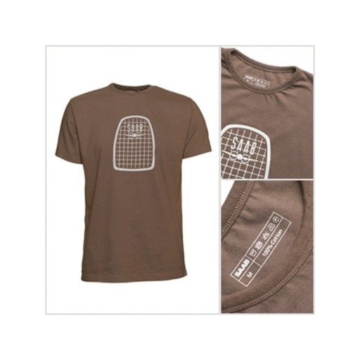 Retro T-Shirt Brown