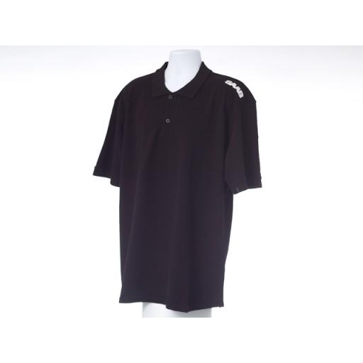 Anniversary Polo Black - XXX-Large