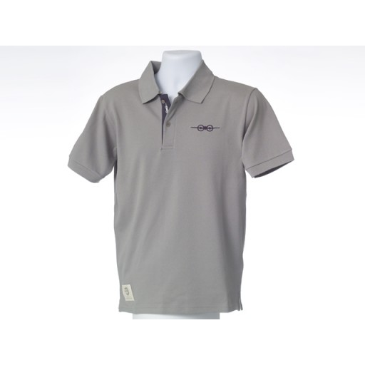 60th Anniversary Polo - Gray