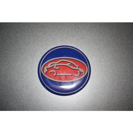 2001-2003 Saab 9-3 Convertible SON Trunk Emblem (Rear)