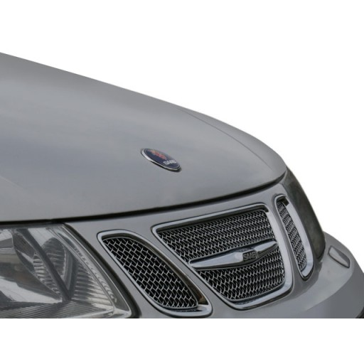 2002-2005 Saab 9-5 Stainless Steel Grille