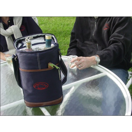 State of Nine Insulated Wine Carrier