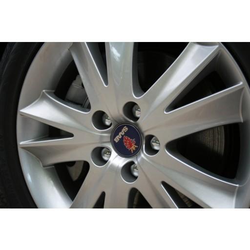 5 Bolt Wheels Chrome Lug Nut Caps (Set of 20)