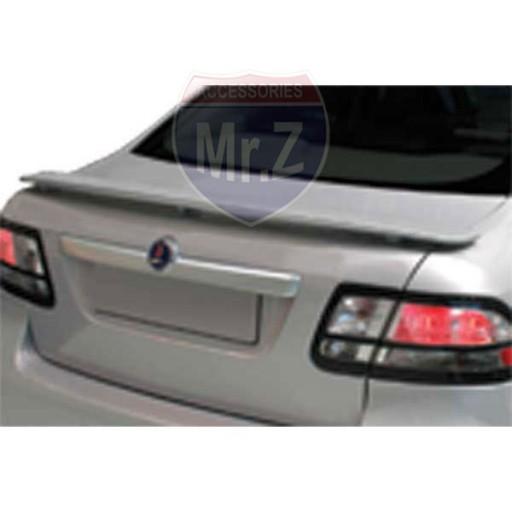 2008-2009 Saab 9.3 4D Custom Spoiler Factory 3-Post Style (Unpainted)