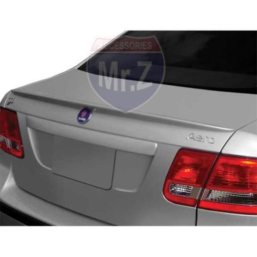 2003-2007 Saab 9.3 4D Custom Spoiler Vector Lip Style (Unpainted)