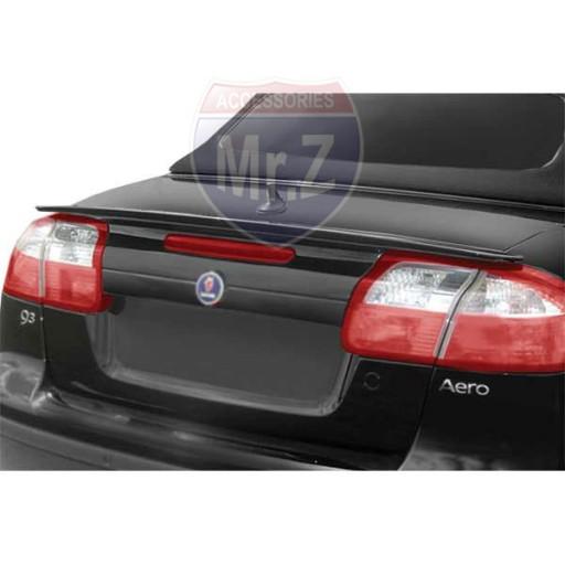 2004-2008 Saab 9.3 Convertibile Custom Spoiler Factory Lip Style (Unpainted)
