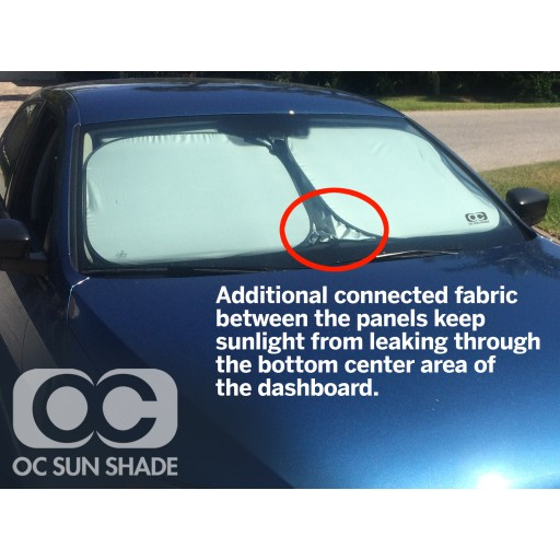 OC Sun Shade for Saabs