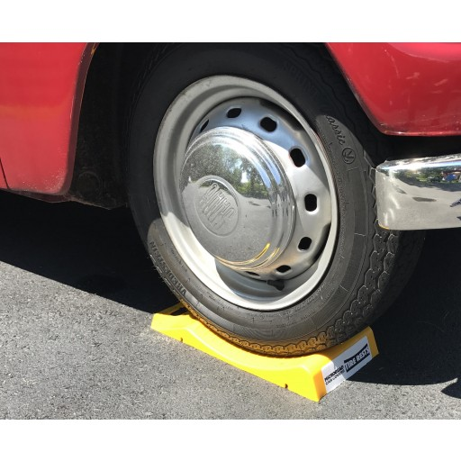 New! Tire Rests - Tire Flat Spot Prevention by Microbead Car Covers