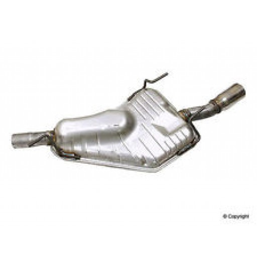 1999-2003 Saab 9-5 V6 Rear Exhaust Muffler