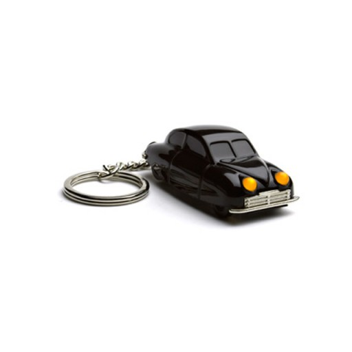 """The First Saab 92001"" Key Ring (with lights)"