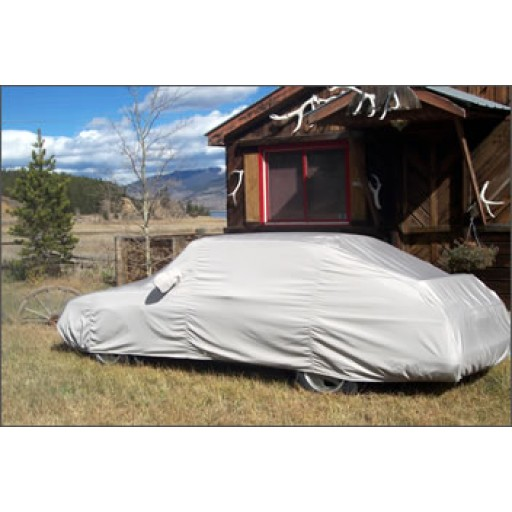 1999-2009 Saab 9-5 Sedan Sunbrella Cover