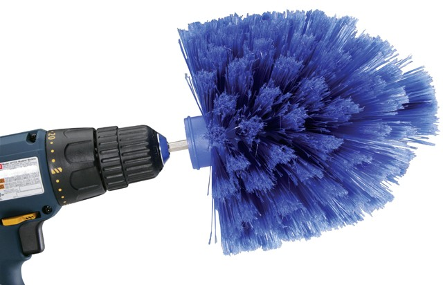 stateofnine power drill bit wheel cleaning brush. Black Bedroom Furniture Sets. Home Design Ideas