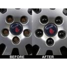Saab Lug Bolt Caps