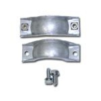 Cat-Back Exhaust Muffler Clamps