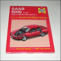 1985-1998 Saab 9000