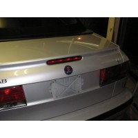 2001-2003 Saab 9-3 Convertible Trunk Emblem