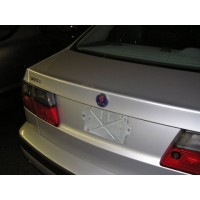 2004-2010 Saab 9-3 Convertible Trunk Emblem (Rear)