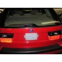 2006-2010 Saab 9-3 Sport Combi Wagon Trunk Emblem (Rear)