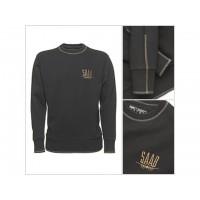 Retro Sweater Black