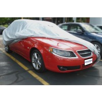 Microbead Select-fit Saab Car Cover Kit