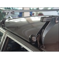 1986-1998 Saab 9000 5 Door (4 Dr Hatchback) Roof Rack Kit