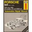 Porsche 924 '76'82 (Haynes Manuals)