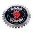 Saab Grille Badge