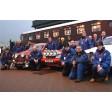 Pre-Order - Saab Historic Rally Team Jacket