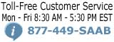 Toll-Free Customer Support 24/7