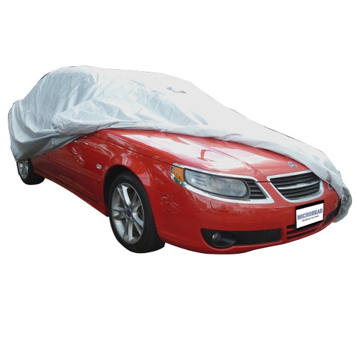(Wagon) 2006 - 2012 Saab 9-3 Sport Combi Select-Fit Car Cover Kit