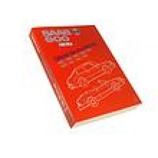 Saab 900 1985-1993 Bentley  Paper Repair Manual